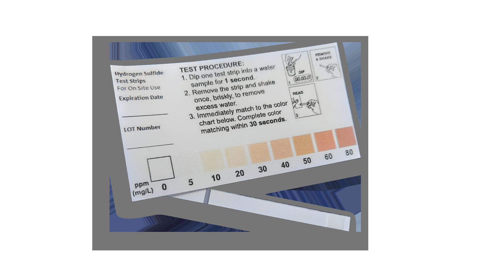 HydrogenSulfide-Test-Strip